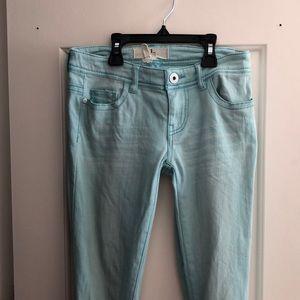 Lola Sky Blue Skinny Jeans